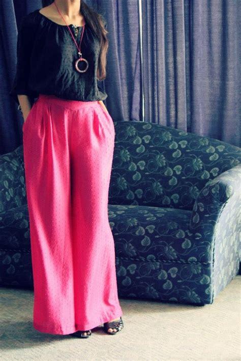 latest palazzo pants  trousers  women