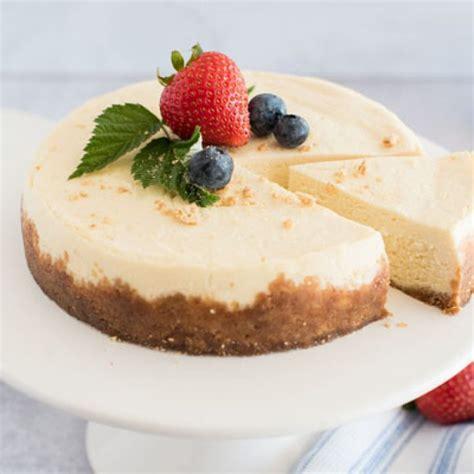 4 package philadelphia cream cheese. 6 Inch Cheesecake Recipes Philadelphia / Easy Burnt Basque Cheesecake Recipe Tarta De Queso ...