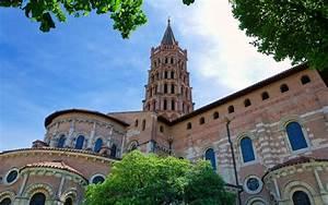 Toulouse  France  Basilique Saint Sernin Wallpapers Hd
