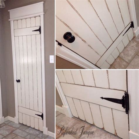 hollow door makeover 70 best rustic cafe doors and baby gates images on