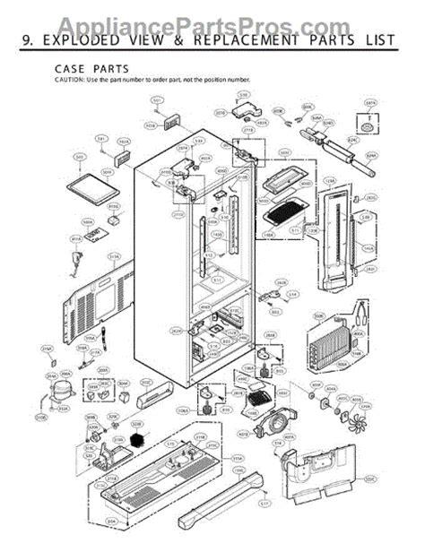 lg jbt freezer temperature sensor appliancepartsproscom