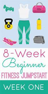 Beginner Fitness Jumpstart  Week 1