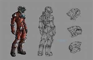 Visceral Games Concept Art | Concept Art World