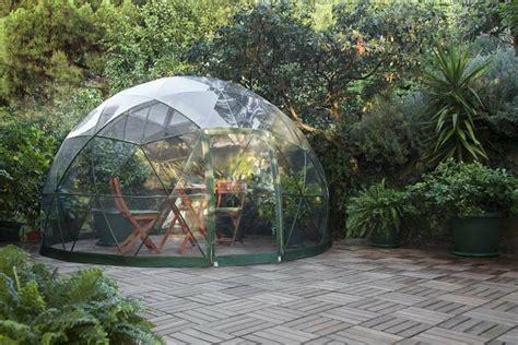 garten iglu glas garten iglu pavillon zelt mit sommerdach