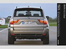 BMW X3 E83 2007, 2008, 2009, 2010 autoevolution
