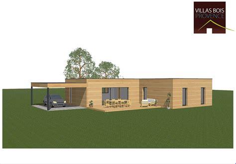 les maisons villas bois provence la maison bois par