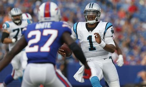 cam newton shares highlights   panthers