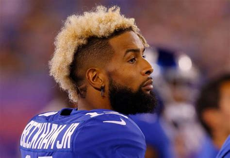 giants receiver odell beckham jr