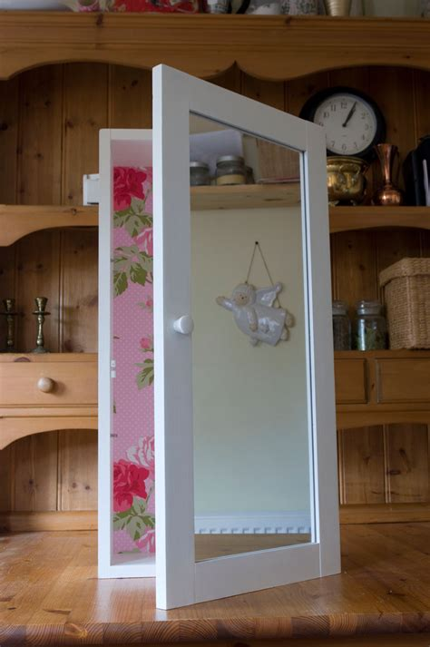 shabby chic mirrored bathroom cabinet cabinet02 01 touch the wood 24099
