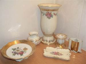 Rosenthal Vasen Alt : rosenthal alka bavaria en alt brabant gold kavel van 6 ~ Michelbontemps.com Haus und Dekorationen