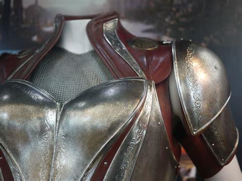 Lady Sif Armor Bodice Detail Awe Inspiring Costumes