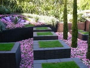 deco jardin design exemples d39amenagements With decoration de jardin design