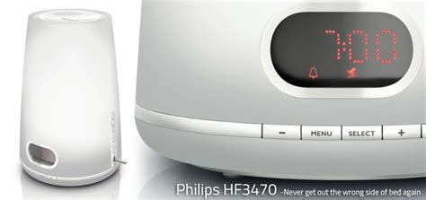 philips wakeup light philips up light hf3470 review gv review