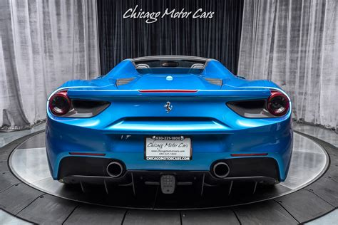Convertible cars provide the ultimate driving experience. Used 2017 Ferrari 488 Spider Convertible LOADED WITH THOUSANDS IN OPTIONS! For Sale (Special ...