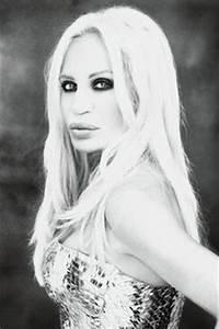 Donatella versace, Versace and Italian beauty on Pinterest