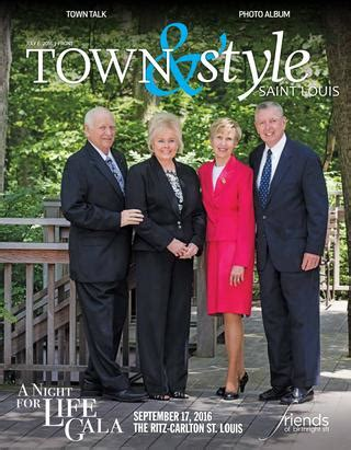 st louis town style issuu