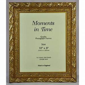 CH1 QUALIY WOOD FRAME IN DECORATIVE GOLD - Trade Picture ...