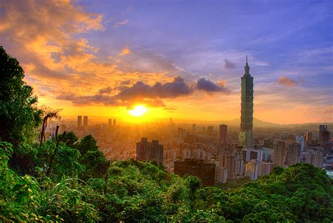 Taipei 101 Large Wallpaper  Hd Wallpapers