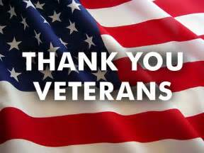 Image result for thank you veterans day clip art