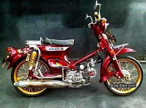 Modif Motor Honda Astrea Legenda Terunik