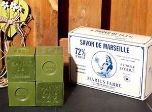 Savon De Marseille Fabre : savon de marseille marius fabre 400g ~ Dailycaller-alerts.com Idées de Décoration