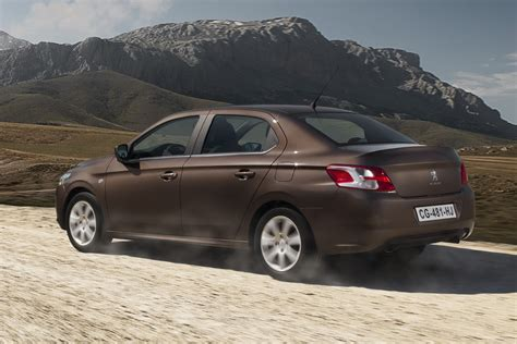 new peugeot sedan all new peugeot 301 sedan pictures and details autotribute