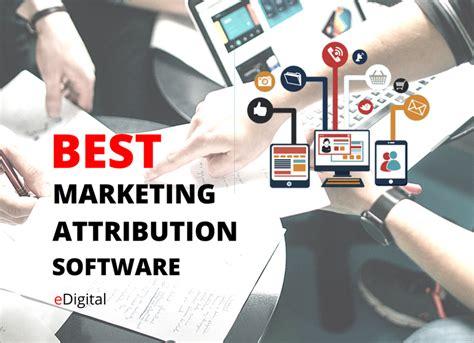 Best Marketing Programs by Best Marketing Attribution Software 2018 Edigital
