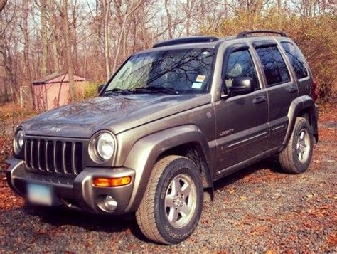 jeep liberty limited 2004 sell used 2004 jeep liberty limited 97k remote start 4wd