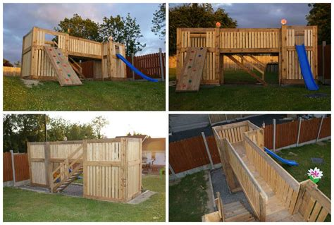 pallets playhouse  pallets