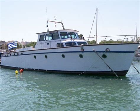 Boat Loan Over 10 Years Old by 1944 Classic Wooden Motor Yacht Power Boat For Sale Www
