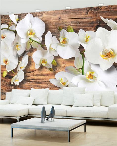 Bezaubernd Fototapete Kuche by Vliestapete Forest Orchid Fototapeten Bei Bimago W 2019
