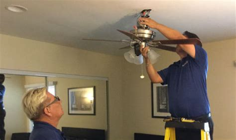ceiling fan sales and installation the benefits of ceiling fan installation with serviz