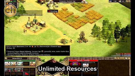 rise of nations extended edition trainer and cheats