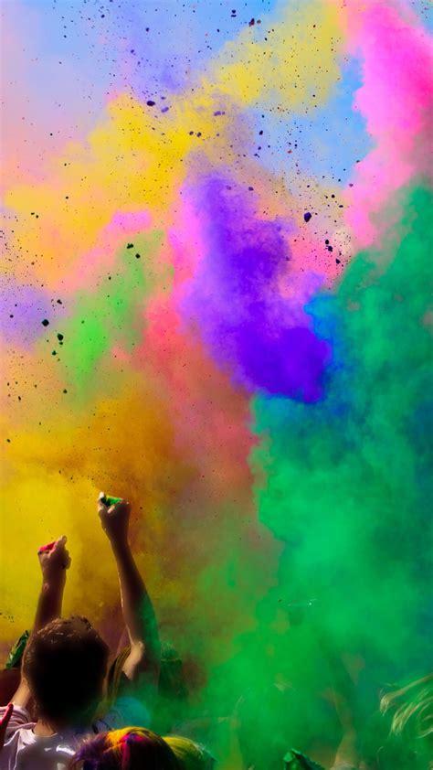 fonds decran couleurs en fusion pour iphone  ipad