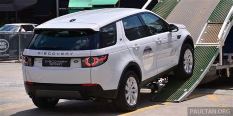 Gambar Mobil Land Rover Discovery by Land Rover Discovery Sport Akhirnya Resmi Mengaspal