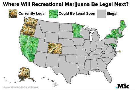 states voting for legalization of pot nevada marijuana legalization 2016 on initiative to legalize pot next year mic