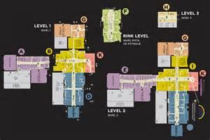 Houston Galleria Mall Map