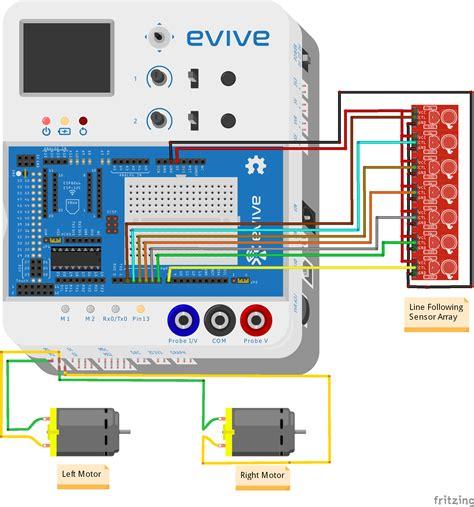 How Make Diy Line Following Robot Using Sensor