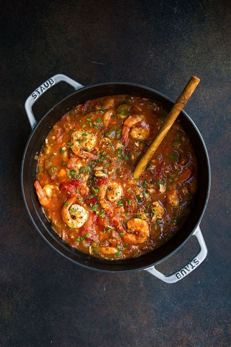 instant pot seafood gumbo recipe  soup