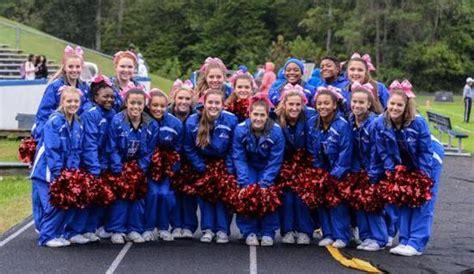 wake forest cheerleading