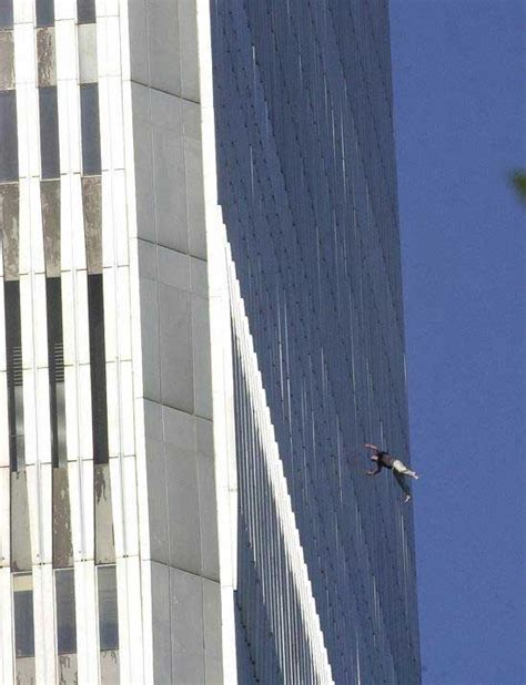 Pictures Of 911 Jumpers On Their Way Down