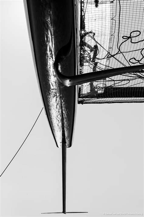 AC45s @Portsmouth 2015: Images by van der Borch , Foils by