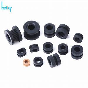 Custom Rubber Grommets From China Manufacturer