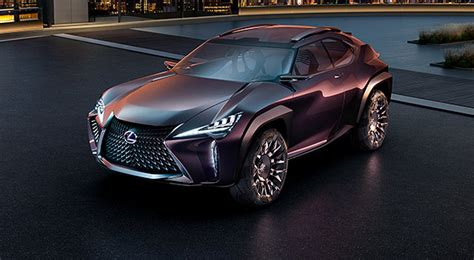 Dazzling New Lexus Paint Inspired By A Butterfly