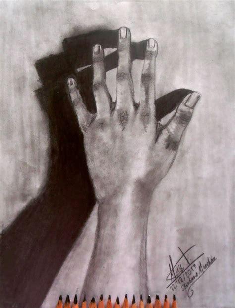 Solo de tu Sombra Dibujos a Lápiz Steemkr