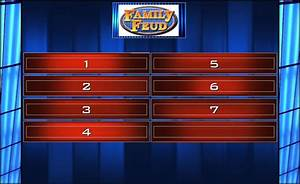 family feud quotes quotesgram With family fued game template