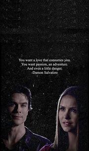 Pin by Nikki Vasquez on fictional couples | Vampire ...