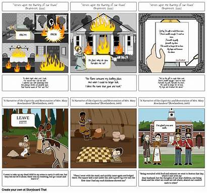 Lieutenants Literary Colonialism Storyboard Slide