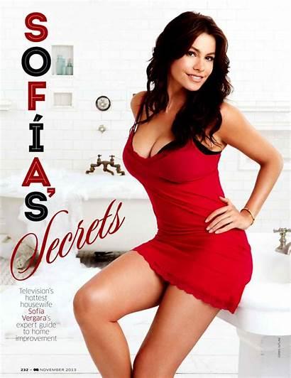 Sofia Vergara India Gq Magazine Issue November