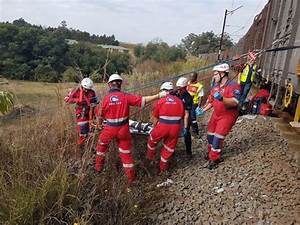 Man hit by train, left seriously injured, Howick